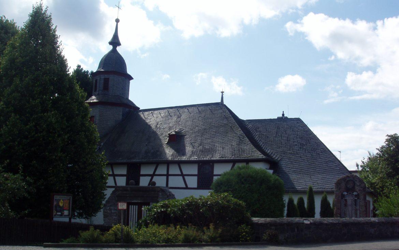 Ferienwohnung Solmsbachtal | Oberndorf Kirche